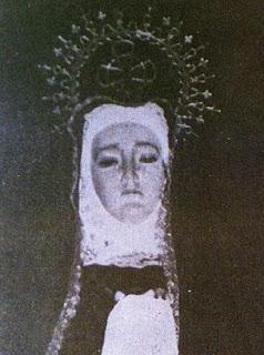 Orfebrería 'San Juan' restaura la antigua diadema del Consuelo