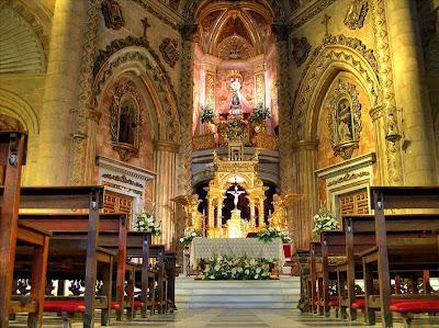 Continúa en Santo Domingo el Triduo en honor a la Virgen del Mar