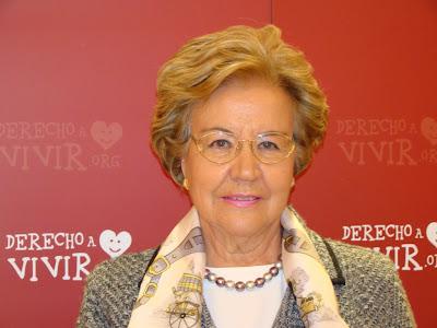 Carmen González Lavín hablará el miércoles en la UNED sobre las consecuencias psicopatológicas del aborto