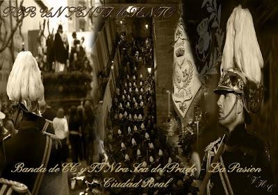 La banda del Prado y la de la Pasión de Ciudad Real se fusionan