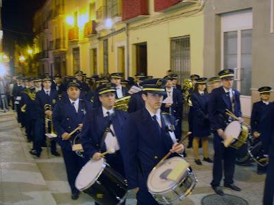 La Municipal de Almedinilla acompañará a la Esperanza el próximo Miércoles Santo