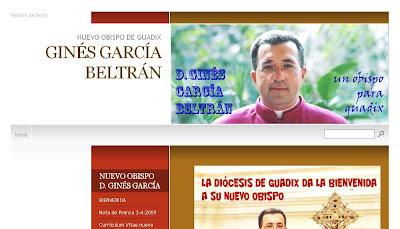 El nombramiento de García Beltrán en internet