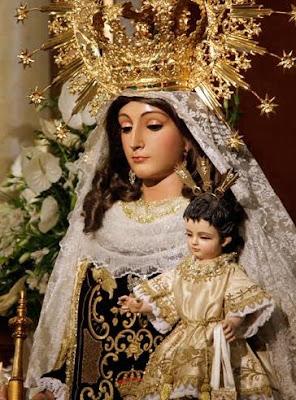 Hoy comienza el Septenario de la Virgen del Carmen de San Sebastián