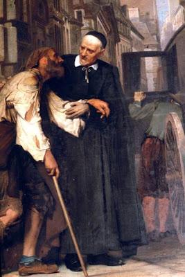 San Vicente de Paúl se trasladará el próximo 26 de septiembre a la Catedral