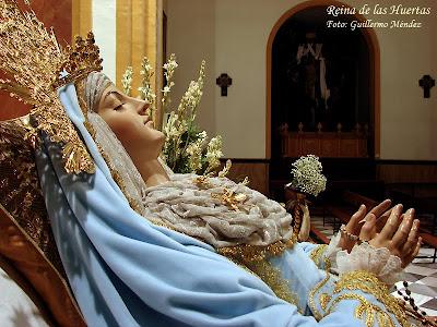 Mañana comienza el Triduo de la Virgen del Tránsito