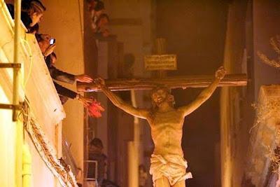 El Cristo del Perdón saldrá el próximo 14 de septiembre