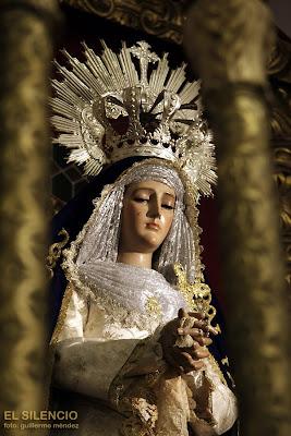 El Silencio aplaza el Triduo de la Virgen del Consuelo