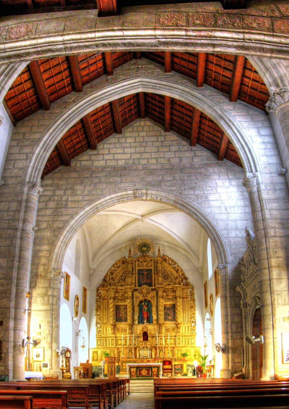 Esta noche traslado de la Soledad al altar mayor de Santiago