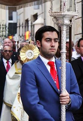 José Ángel Vázquez exaltará a la Virgen de la Misericordia del barrio sevillano de Rochelambert