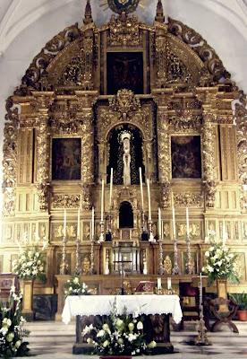 La Soledad regresa mañana a su capilla