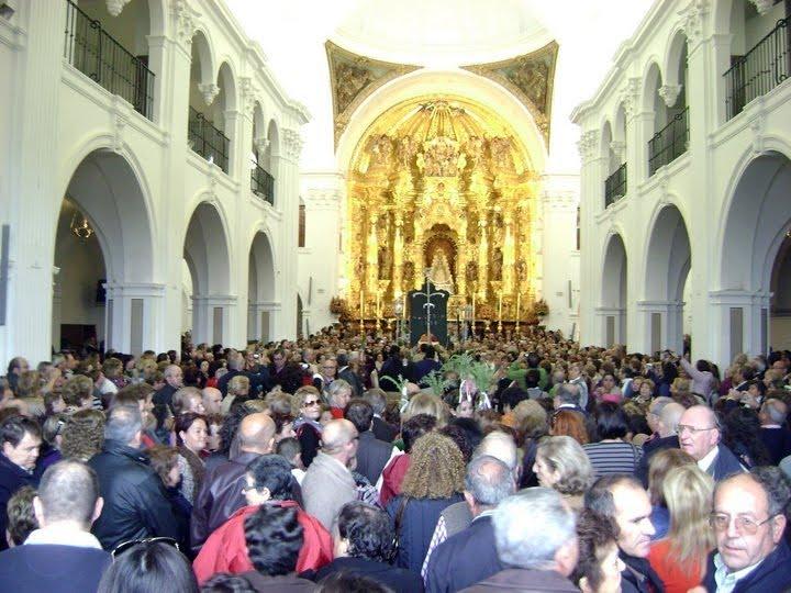 Hoy peregrinación extraordinaria al Rocío de la Hermandad de Almería