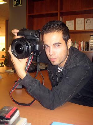 Juan Sánchez vencedor del concurso de fotografía del Perdón