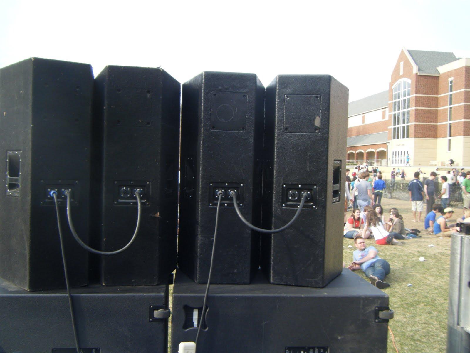Minnesota Event Sound System