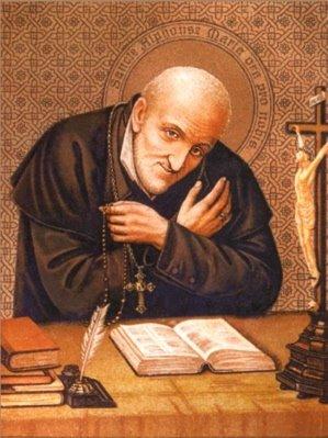 Saint Alphonsus Maria de Liguori
