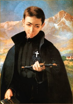 Saint Gabriel of the Sorrowful Virgin