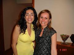 Ana Sabadell e Alice Bianchini