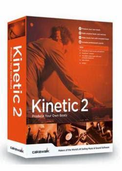 Cakewalk Kinetic 2.0 Multilanguage (1 cd)