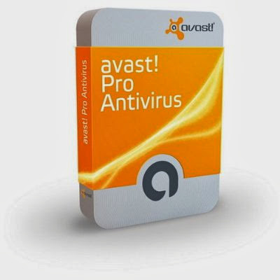 Avast! Antivirus Pro 5.0.677 + License key