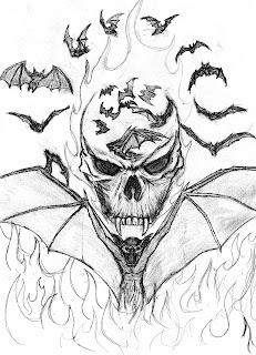 L'antre de Morgor Vampire+skull+02