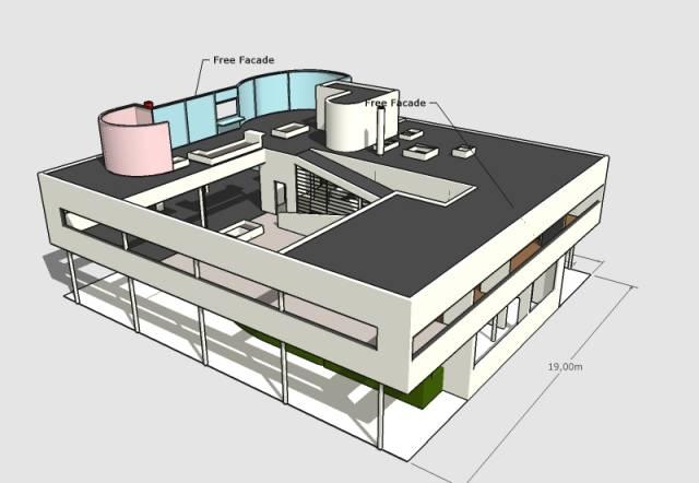 Arquitectura moderna taringa for Casa moderna revit