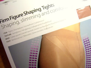 shaping! slimming! comforting!