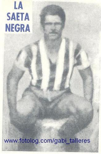 Amable Ruben Lopez-La Saeta Negra