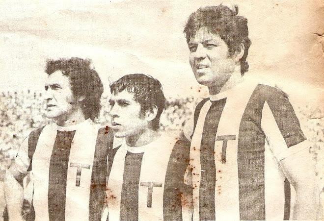 Panchito Rivadero,Alderette y Daniel Willintong