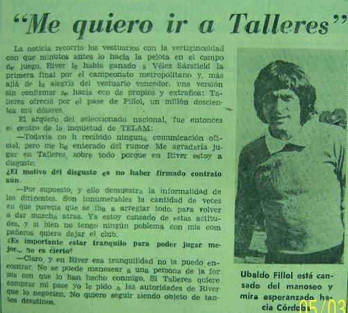 Ubaldo Fillol