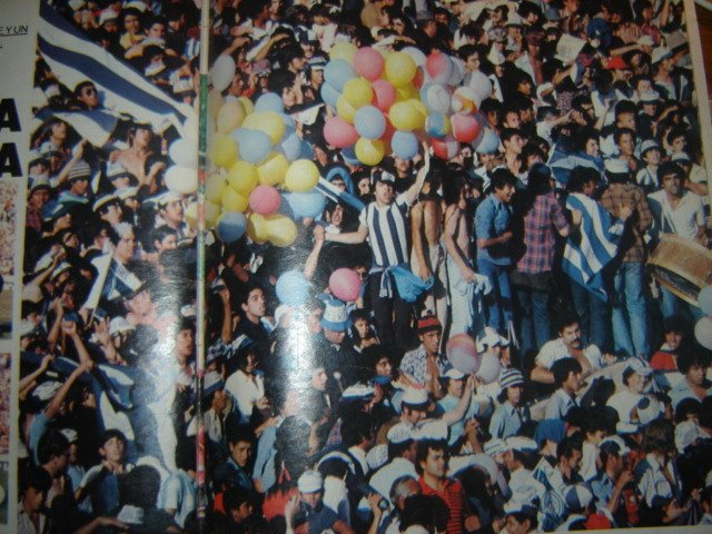 Avellaneda 1974- Talleres local