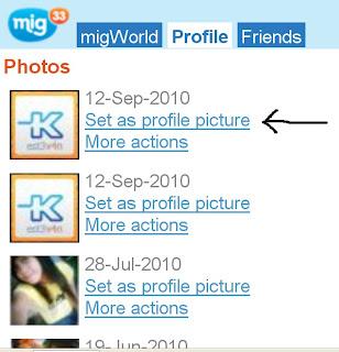 Infokaskuser: Membuat Foto Profil mig33 Ukuran Besar