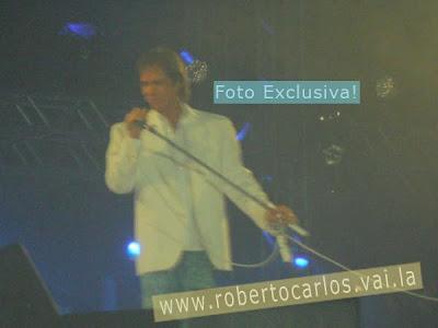 As emoções dos mineiros - O Show de Roberto Carlos em BH