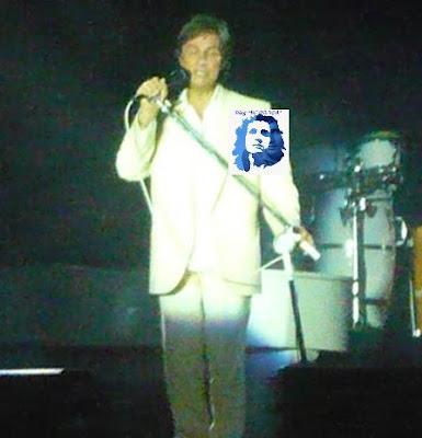 Roberto Carlos canta em Teresina, durante a turnê '50 Anos De Música', no dia 08 de junho de 2009. Foto exclusiva.