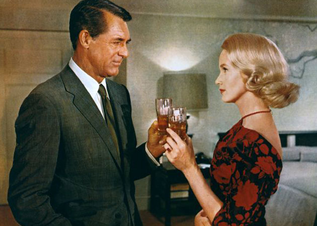 North by northwest film essay