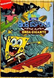 Baixe imagem de Bob Esponja e a Onda Gigante (Dublado) sem Torrent