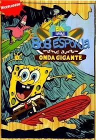 Baixar Filmes Download   Bob Esponja e a Onda Gigante (Dublado) Grátis