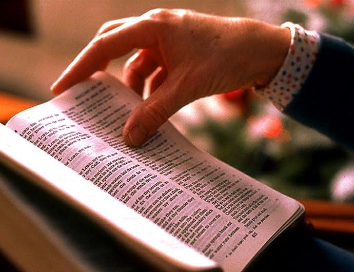 A Bíblia online