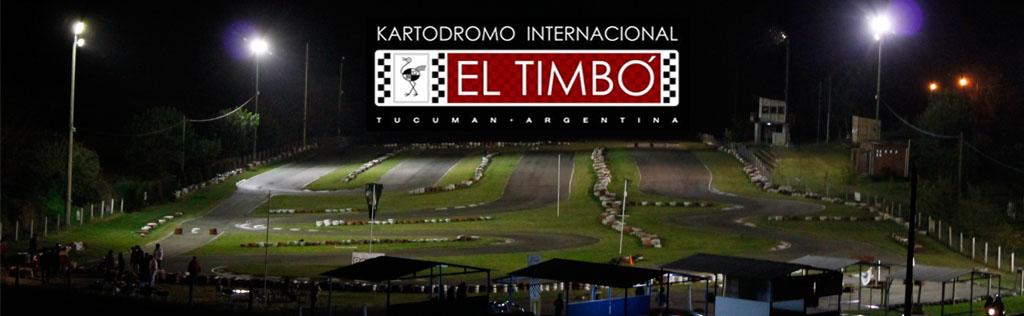 Kartódromo El Timbo