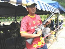 Kejohanan Menembak M16 Pegawai Pegawai MBPJ