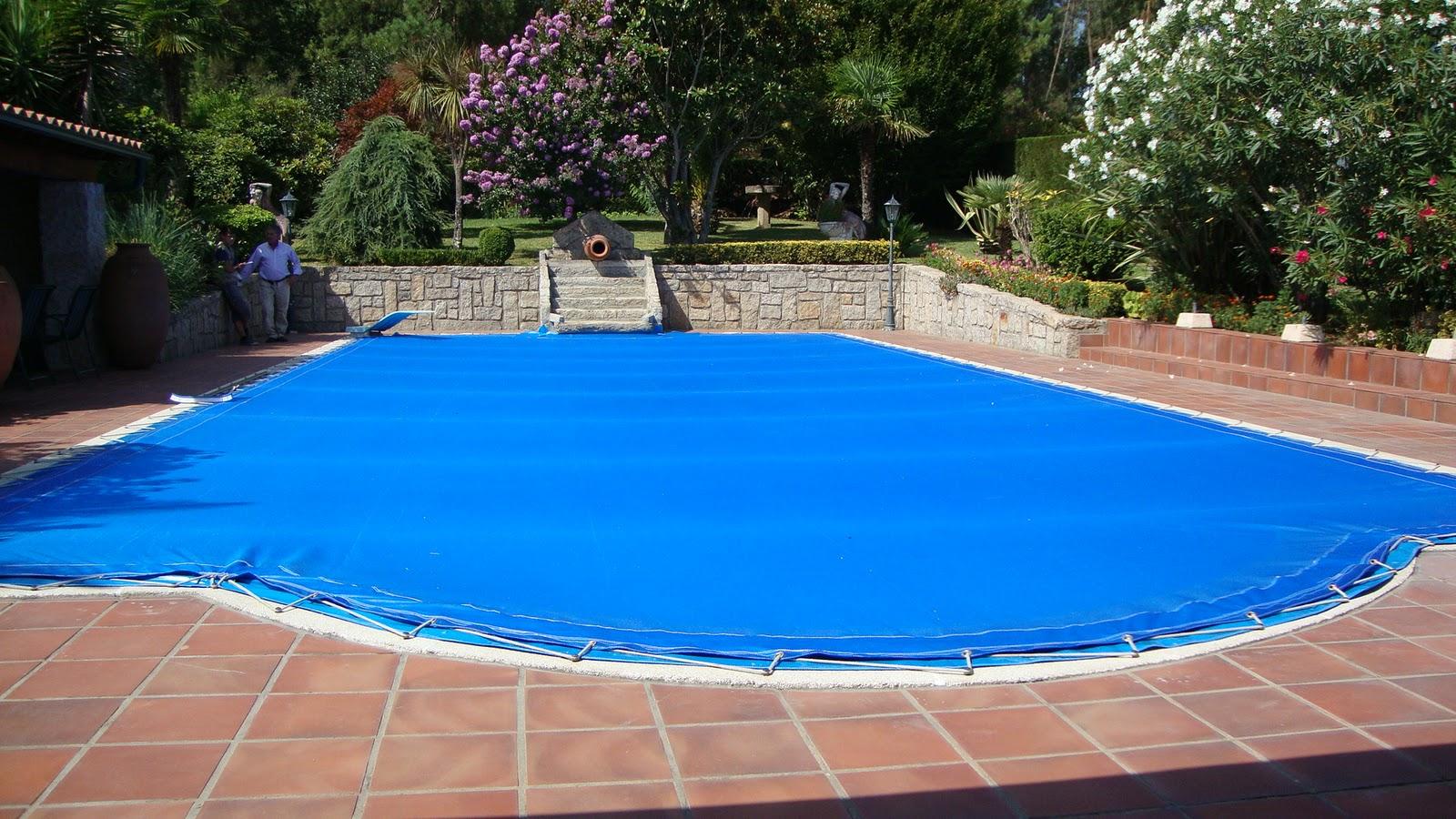 Todo tipo de toldos e publicidade coberturas piscinas for Piscina la almudena