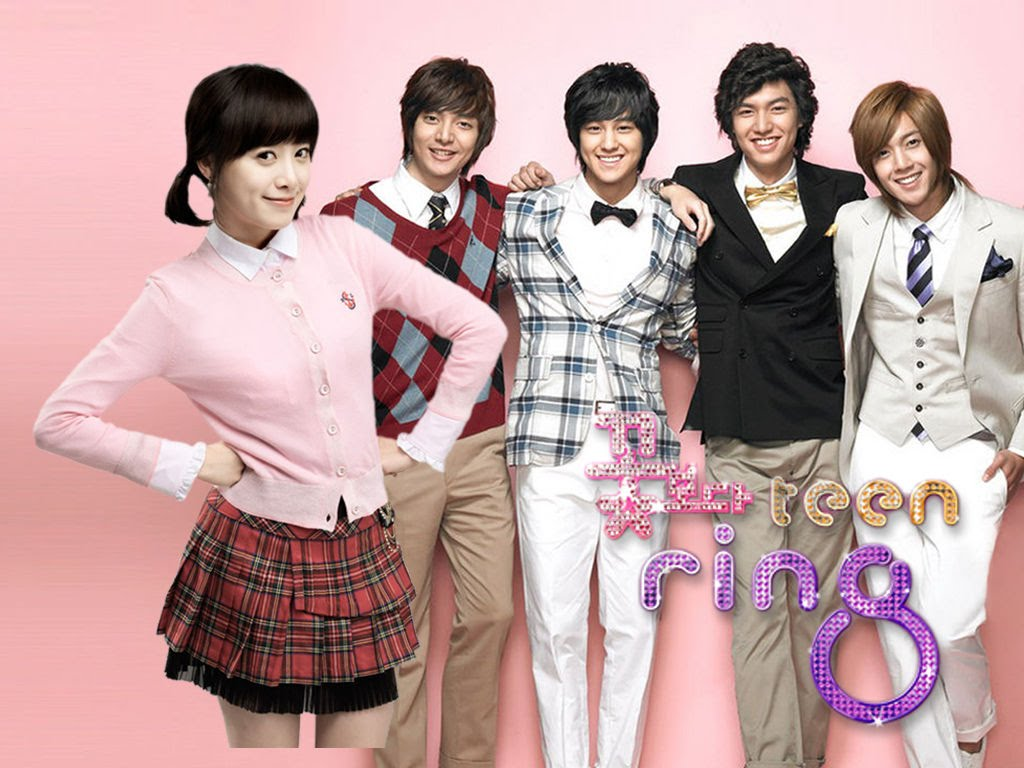 drama Boys Over Flowers