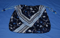Japanese scarf bag