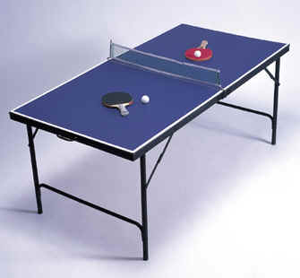 Ping pong tables - Space needed for a ping pong table ...