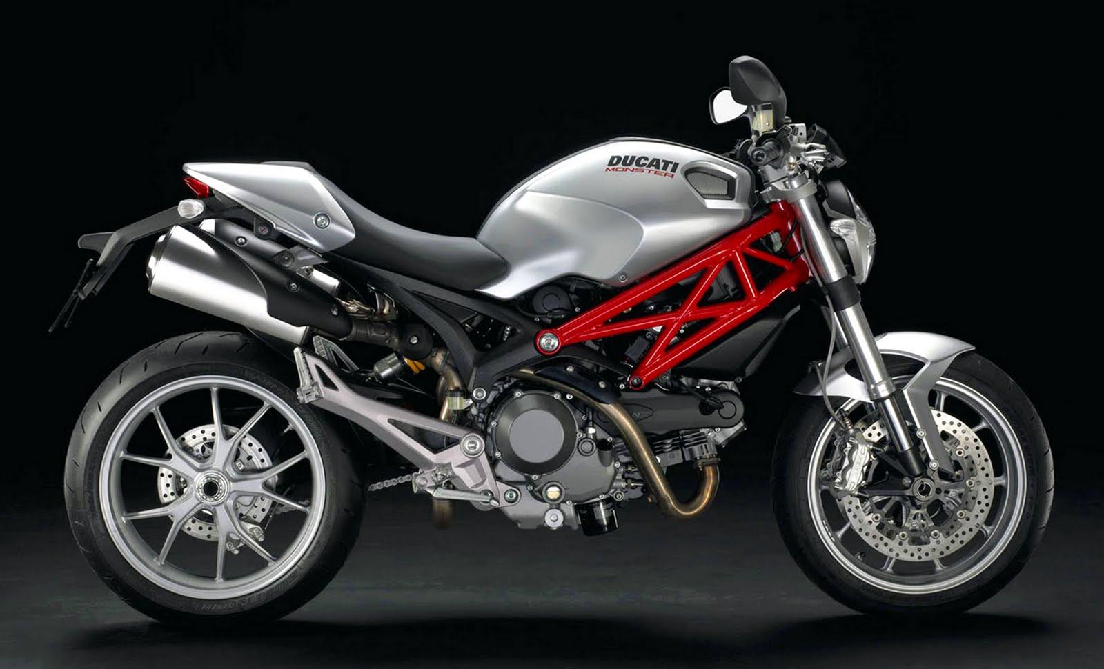 Burn the Hel... Ducati Monster 1100