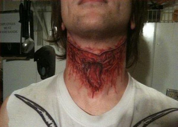 Our Badass World First Post  Worlds Worst Tattoos