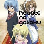 Hayate no Gotoku anime