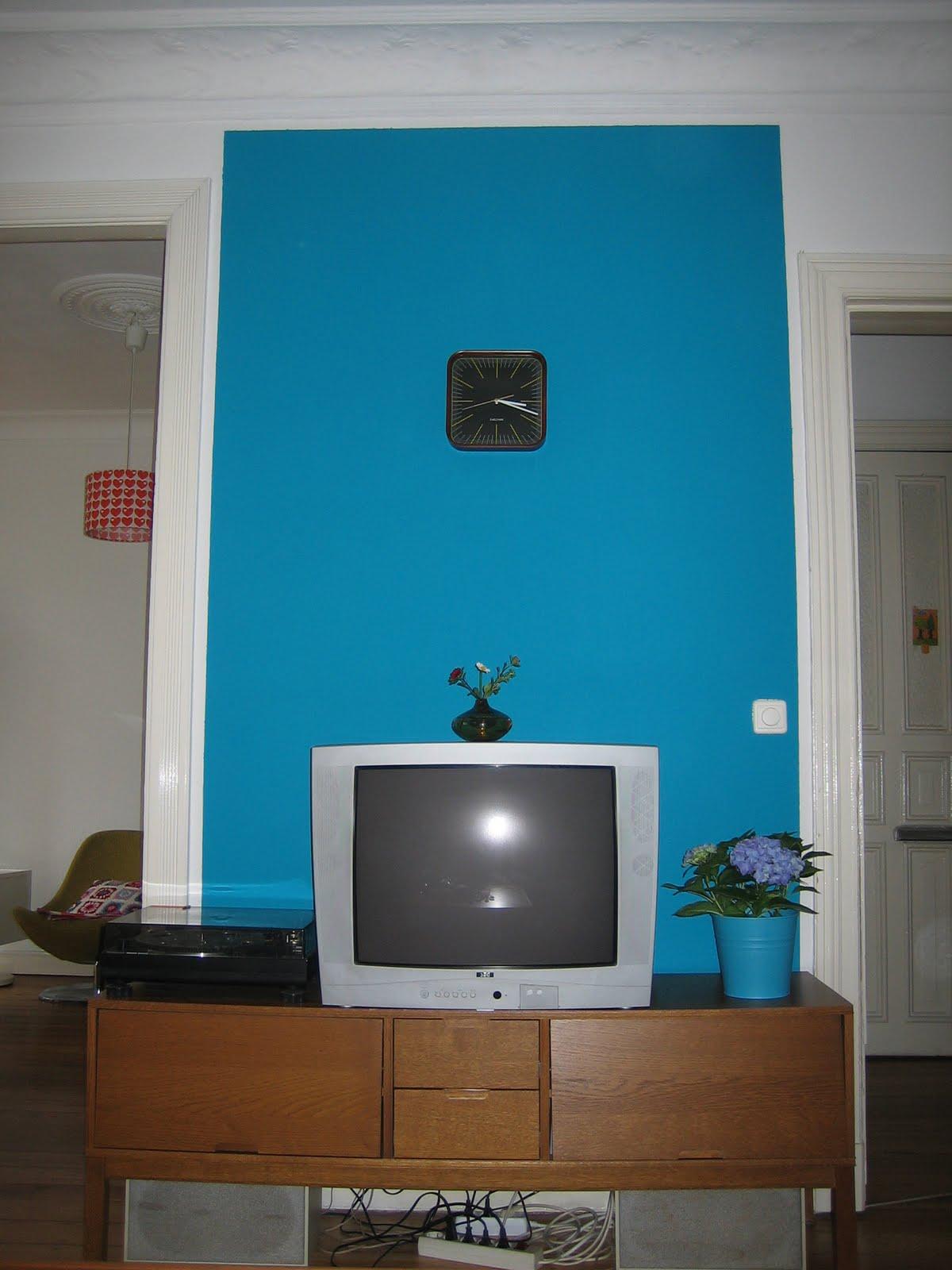 Wohnzimmer türkis streichen – dumss.com