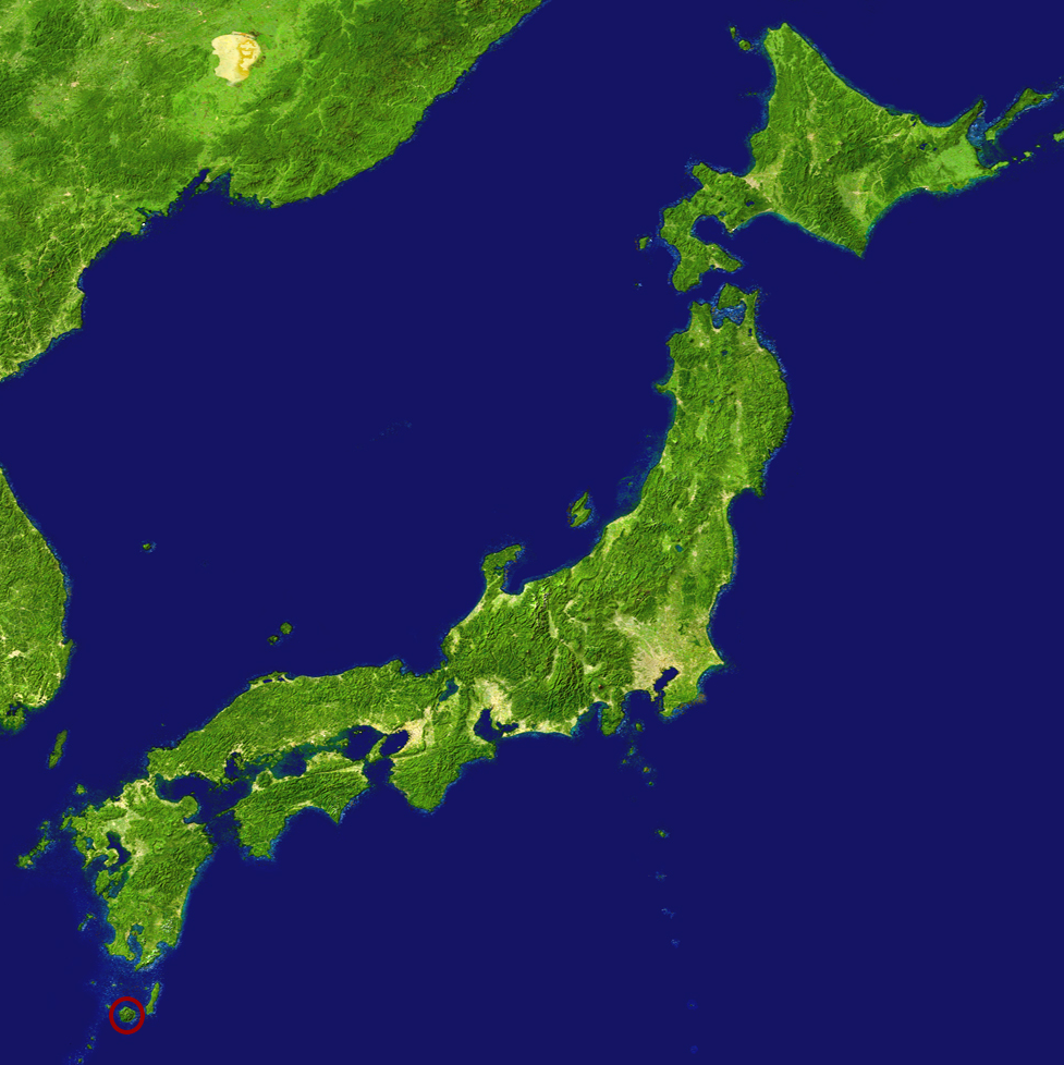 Drowned By Kappa Spiritual Travel Yakushima And Southern Kyushu - Japan map yakushima