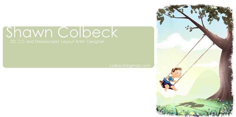 Shawn Colbeck's online portfolio