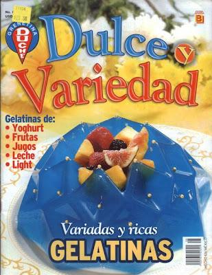 Dulce y Variedad - Gelatinas 00+Dulce+y+Variedad+n+08+Duche