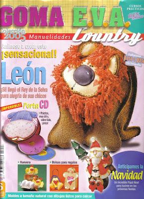 revistas goma eva para descargar gratis